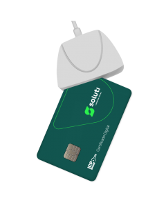 e-CPF A3 | Kit Smart Card + Leitora